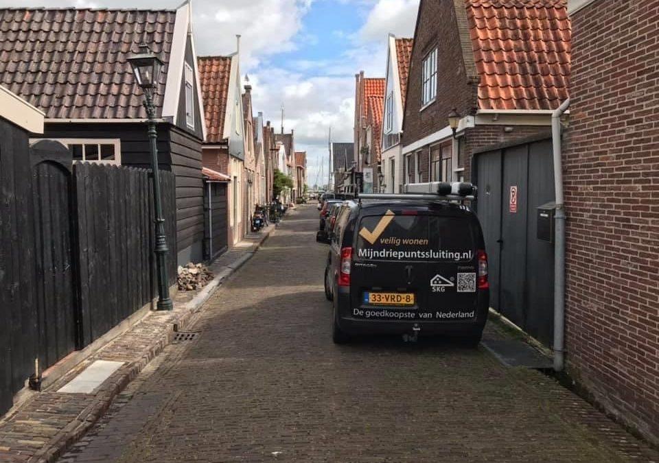 Driepuntssloten Monnickendam
