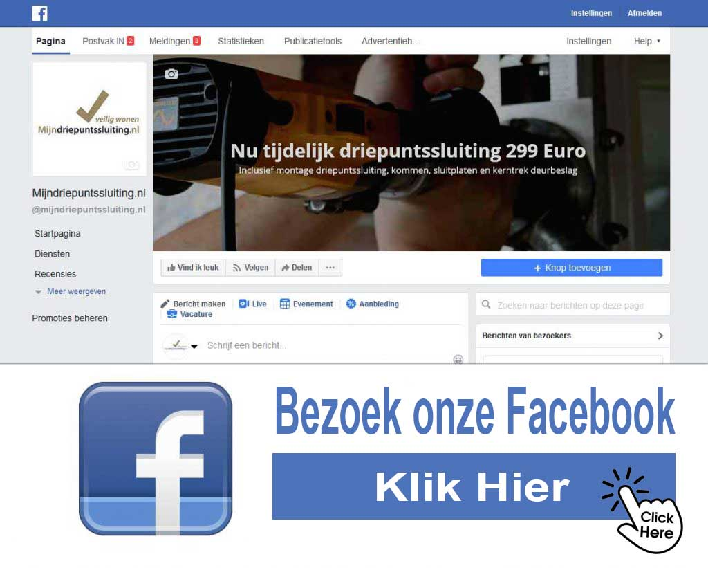 driepuntsslot facebook